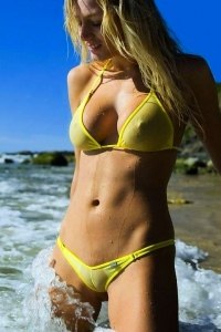 Very hot beach amateurs