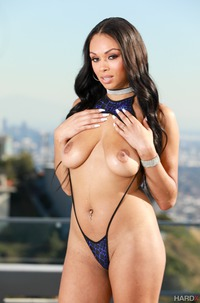 Bethany Benz Sloppy Cum