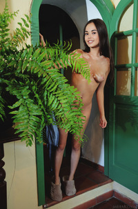 Erotic Fantasy With Li Moon And Her Naked Body