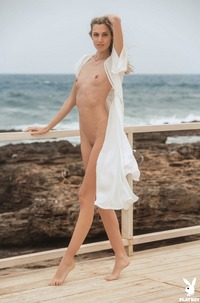 Francy Torino Posing Nude And Showing Great Body