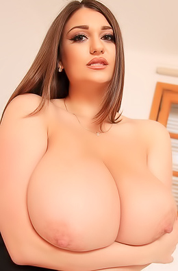 Demmi Blaze Delightful Big Breasts