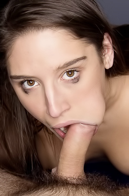Abella Danger BDSM Cock Sucking