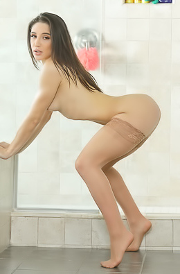 Booty Pornstar Abella Danger Fucked In Shower
