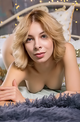 Russian Babe Eva Tali With Perfect Peach Of An Ass And Shaved Pussy