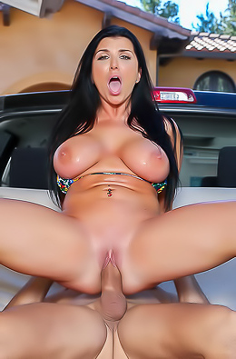 Romi Rain Car Wash Sex
