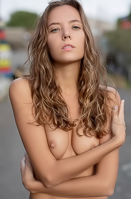 Katya Clover Stunning Erotic Model