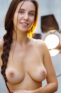 Beautiful Naked Alisa Amore